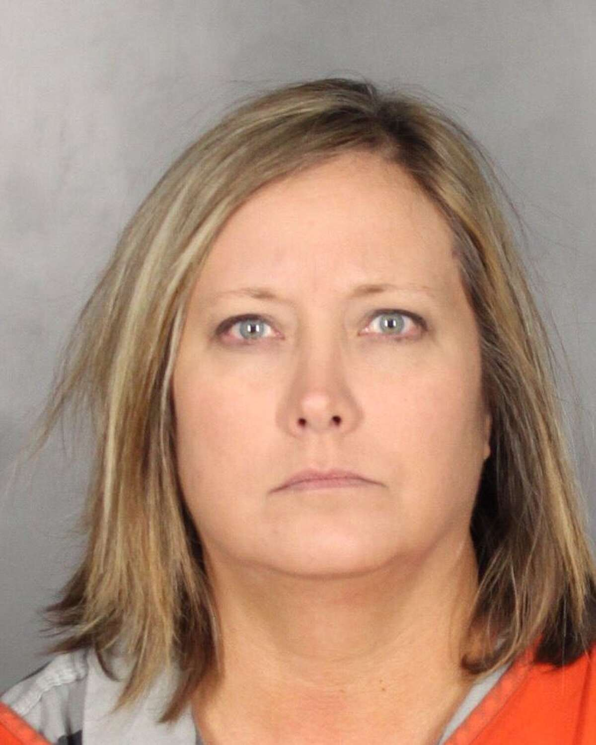 """Teresa Weatherford, or """"Teresa Jahnke,"""" was arrested on May 3 on alleged bigamy charges."""
