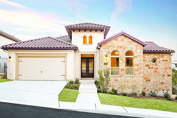 This home by McNair Custom Homes, 21919 Rugged Hills, will be included in the Spring Tour of Homes.