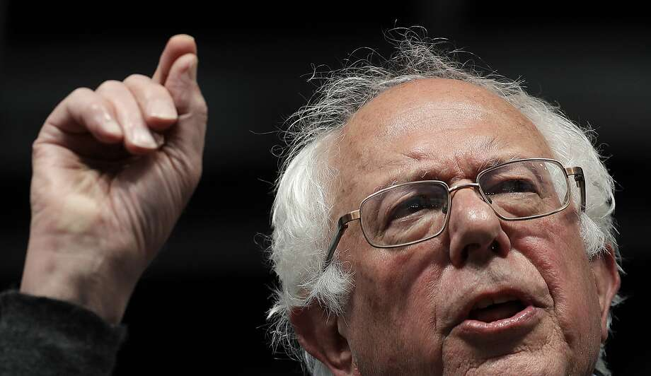 Democratic presidential candidate Bernie Sanders. Photo: Charlie Riedel, Associated Press