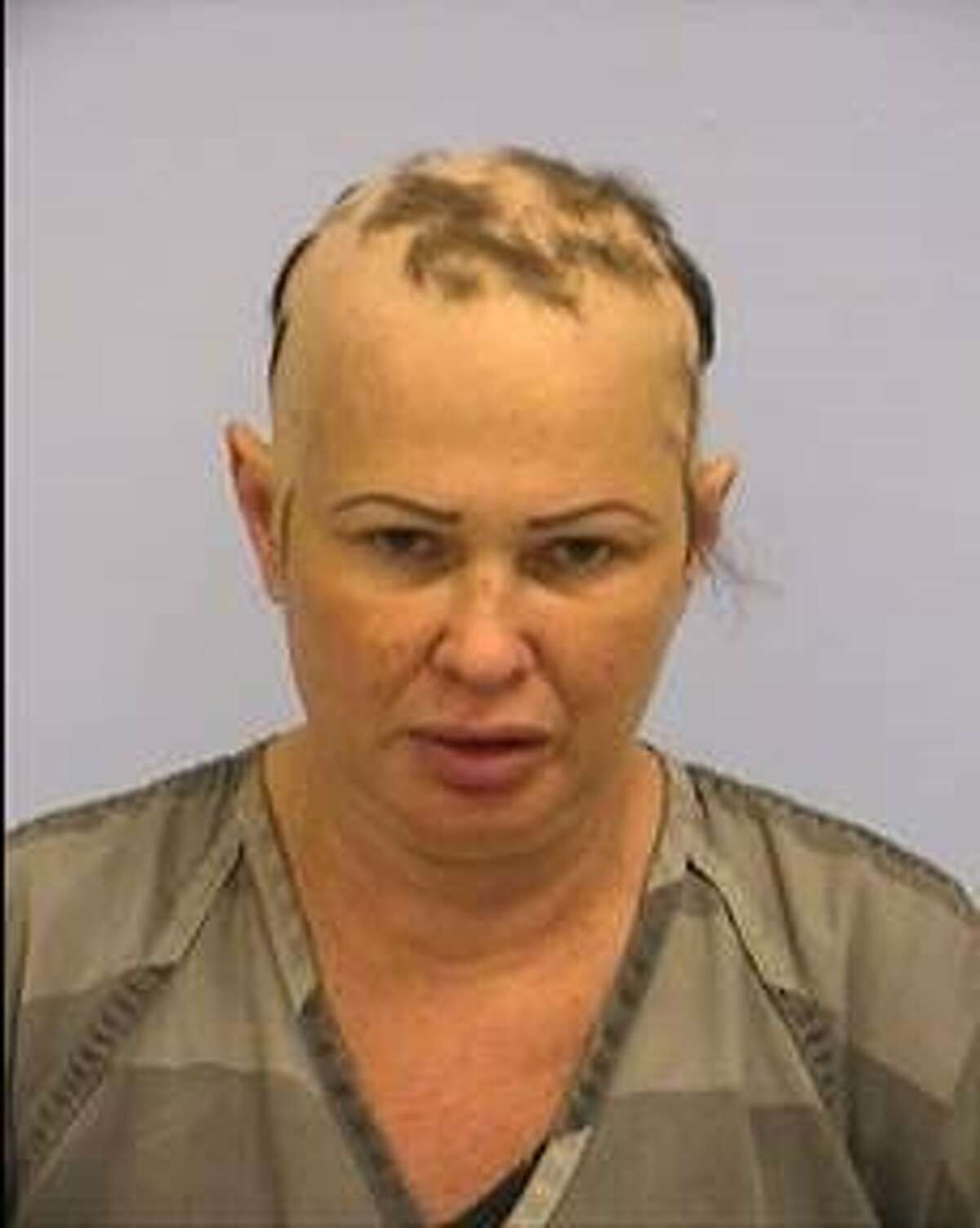 Michelle Crawford, 45, faces a second-degree felony charge of robbery after she allegedly robbed a Wells Fargo in Austin.