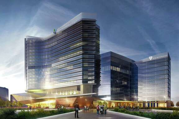 Baylor St. Luke's McNair Campus is a $1.1 billion, state-of-the-art hospital. The 27.5-acre campus will be home of the collaboration between Baylor College of Medicine and Catholic Health Initiatives, and will be the future site of the Texas Heart Institute.