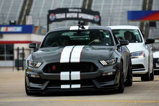 "Ford's 2016 Mustang Shelby GT350R has been named the Texas Auto Writers Association's ""Car of Texas."" Shelby machines also won in 2007 and 2013."