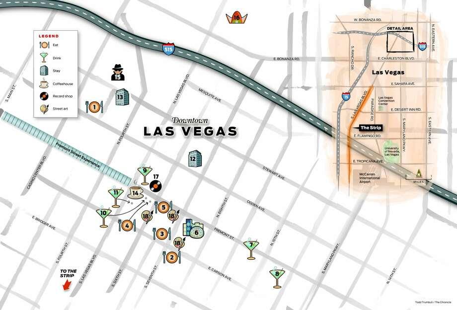 downtown vegas casinos