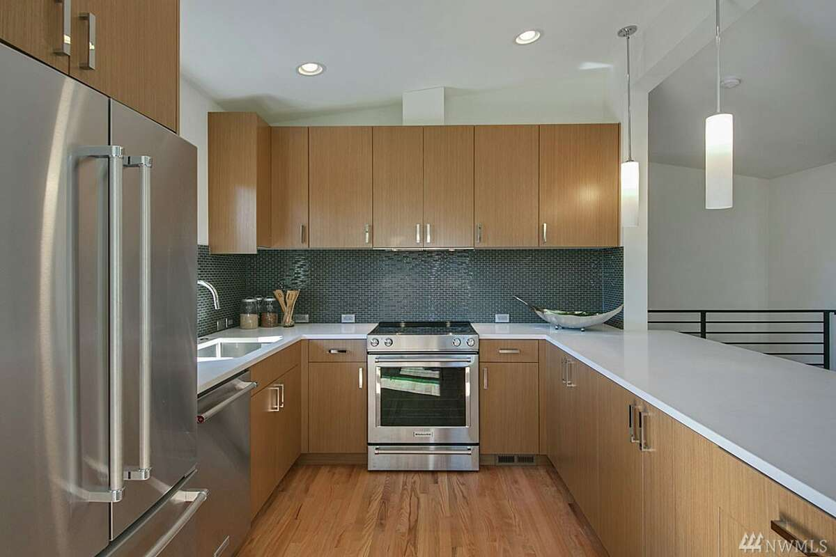 The kitchen in7011 47th Ave. N.E.