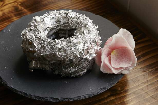 The New York $150, tequila-infused donut based off San Antonio bartender, Jordan Corney's, concoction.
