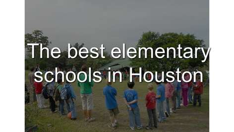 Find out the best elementary schools in Houston to send your kids.