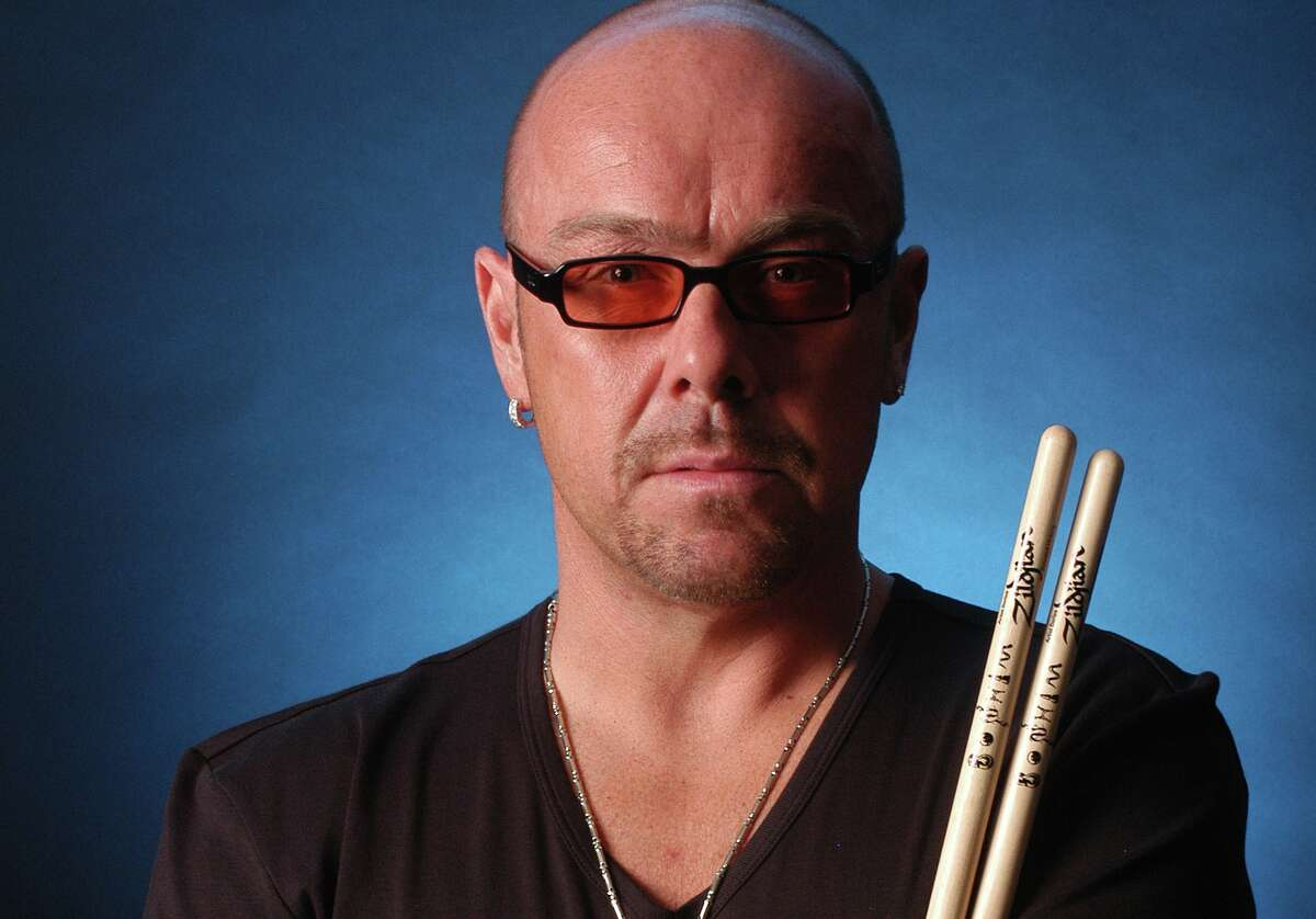 Jason Bonham performs the Led Zeppelin Experience, a tribute to his dad.
