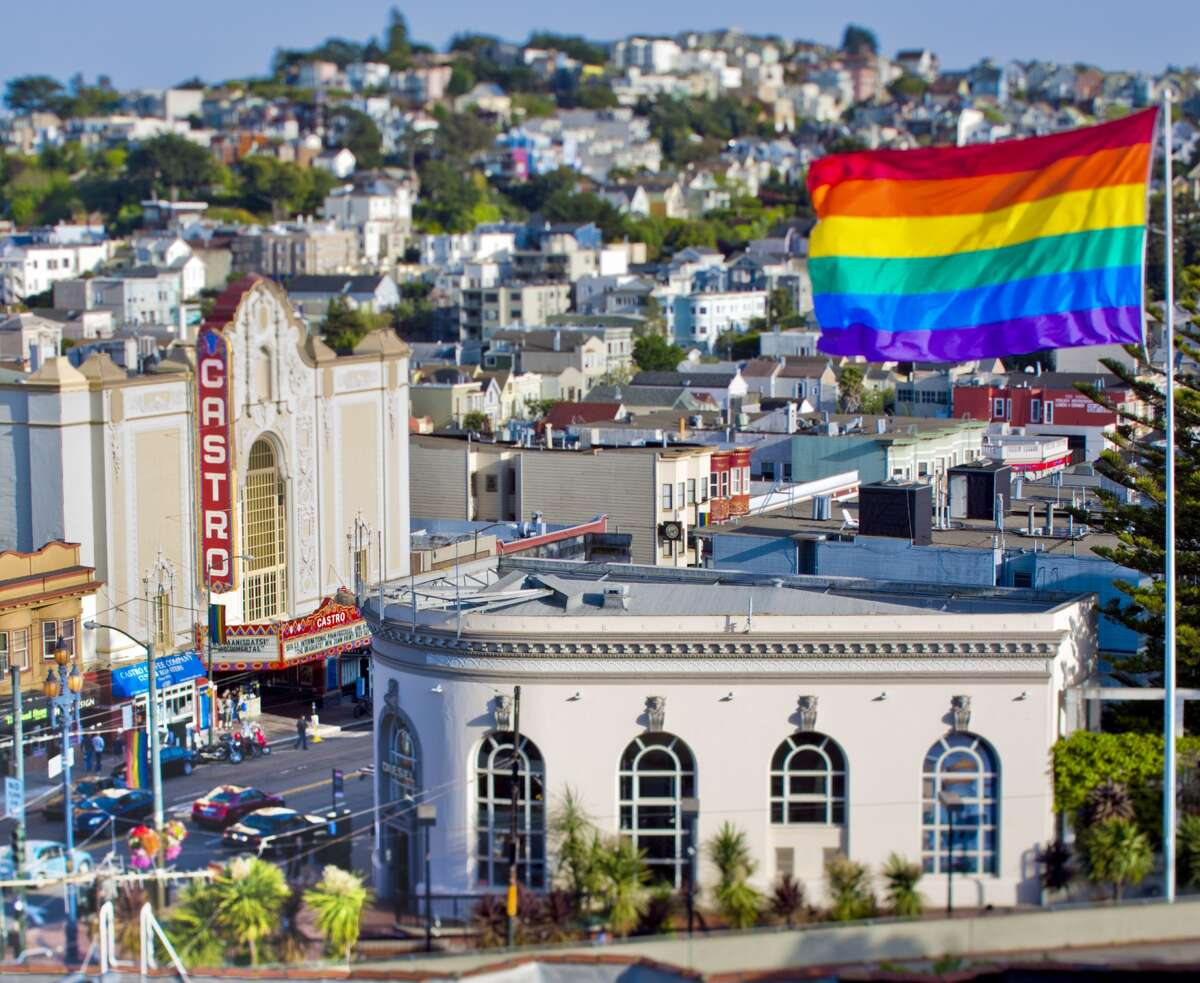 The Castro District in San Francisco, CA. (David Sweet / Getty Images)