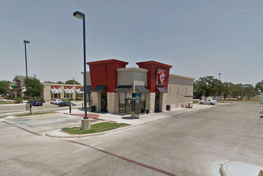 Jack in the Box: 11729 Bandera Road