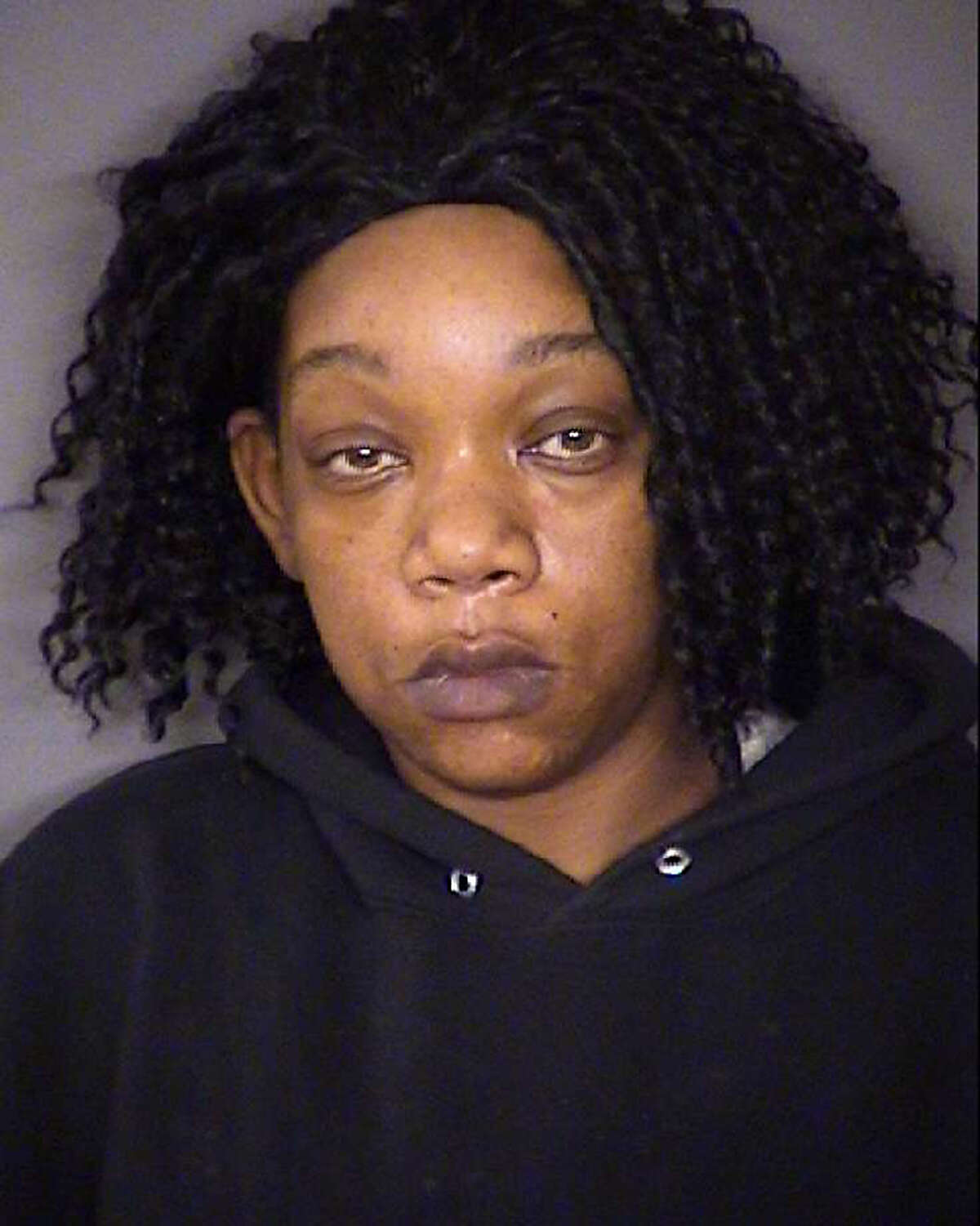 Porucha Denise Phillips, 34, the pregnant mother of the six children in the home, remained in Bexar County Jail on Saturday in lieu of $150,000 bail. She faces two felony charges on two counts of injury to a child by omission.