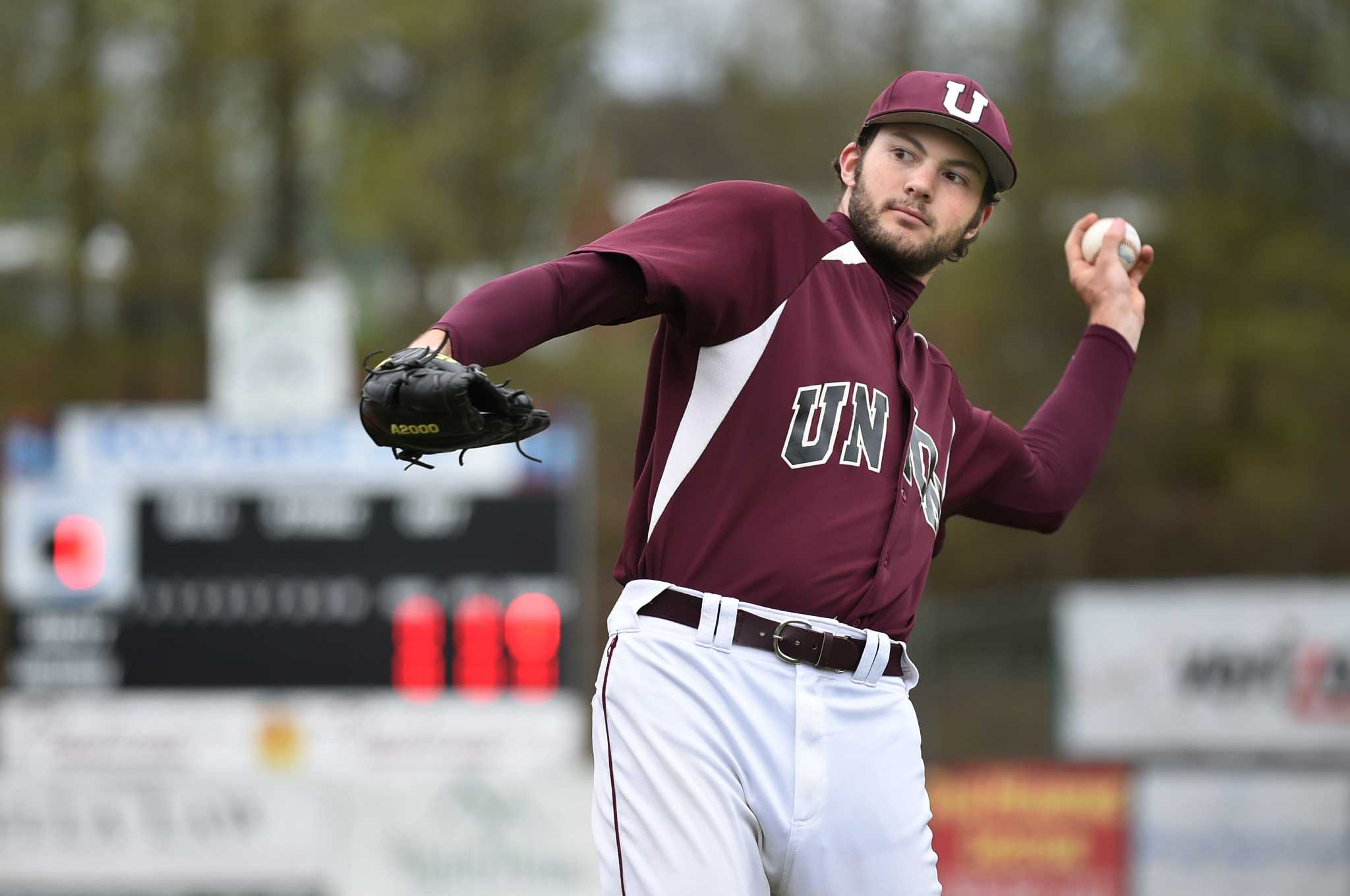 Union College pitcher getting MLB attention