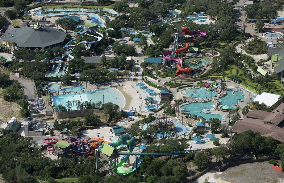 While he was at SeaWorld, Tim Morrow helped design Aquatica San Antonio, the largest capital project at SeaWorld's San Antonio park. Photo: Express-News File Photo / © 2012 San Antonio Express-News