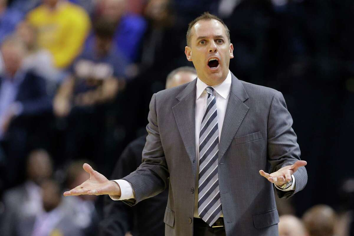 Frank Vogel will be looking for a job - perhaps to succeed J.B. Bickerstaff as coach of the Rockets - after he was let go by the Pacers on Thursday after 51/2 seasons with the team.