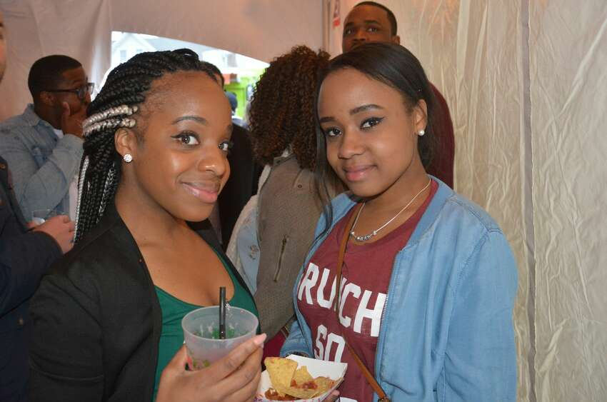 Taco Loco's annual Cinco de Mayo party was held on May 5, 2016 at the restaurant in Bridgeport. Guests enjoyed a taco truck and drink specials. There was also live music in the party tent and give-a-ways. Were you SEEN? View more photos here.