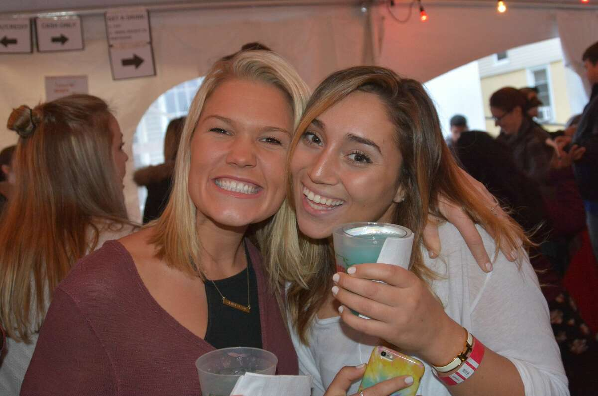 Taco Loco's annual Cinco de Mayo party was held on May 5, 2016 at the restaurant in Bridgeport. Guests enjoyed a taco truck and drink specials. There was also live music in the party tent and give-a-ways. Were you SEEN?