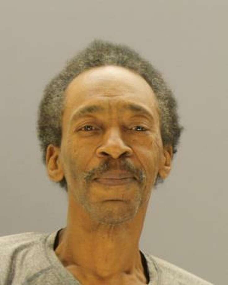 Otis Gardner, 64, was charged with animal cruelty for allegedly lighting a dog on fire.