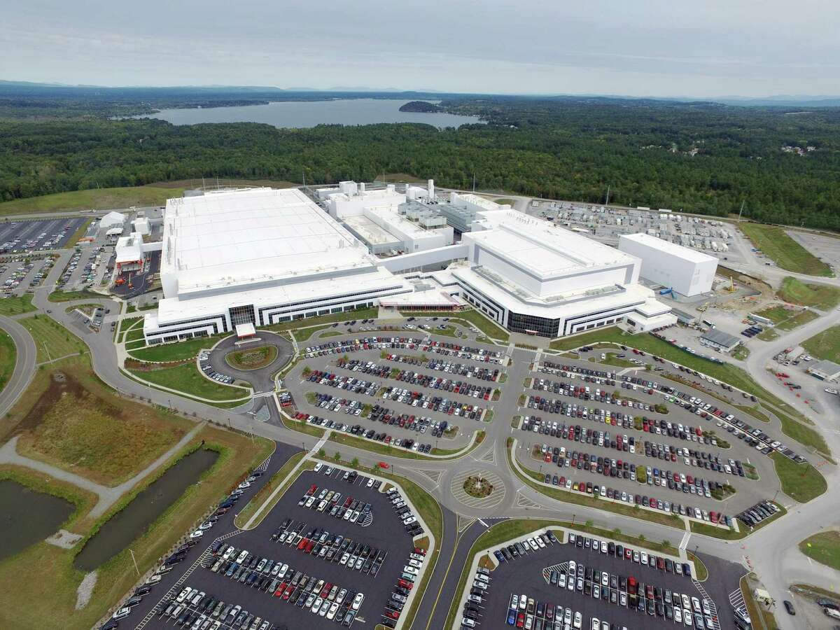 GlobalFoundries' Fab 8 campus in Malta employs roughly 3,000 people.