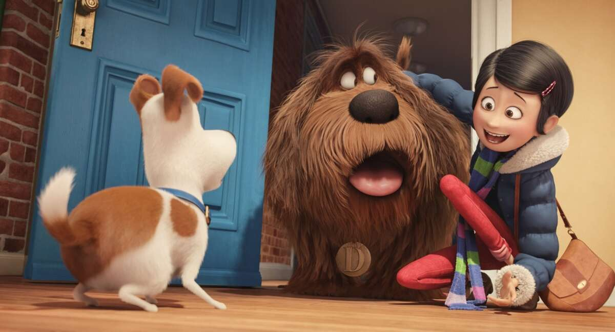 NO SPOILERS: Movies in theaters in July The Secret Life of Pets coming July 8. Max's life as a favorite pet is turned upside down when his owner brings home a sloppy mongrel named Duke. They have to put their quarrels behind when they find out that an adorable white bunny named Snowball is building an army of lost pets determined to take revenge.Starring: Jenny Slate, Albert Brooks, Kevin Hart, Ellie Kemper and others.