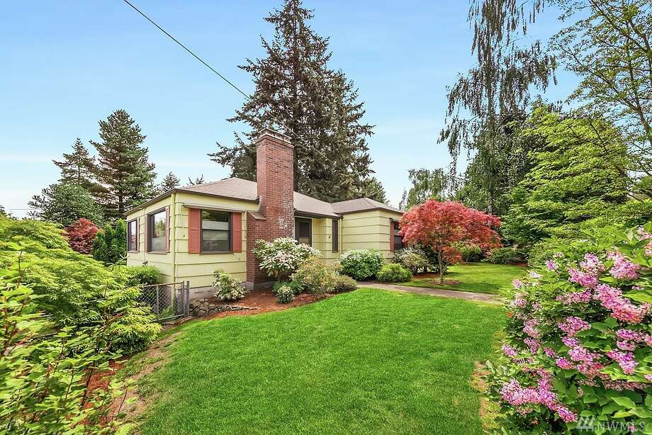 The first home, 9624 15th Ave. N.E., is listed for $424,950. The two bedroom, one bathroom home is 1,080 square feet and quartz kitchen counter tops, a large back deck and a fully-landscaped yard.There will be a showing for this home on Saturday, May 7 and Sunday, May 8 from 1- 4 p.m. You can see the full listing here. Photo: Clarity N.W.