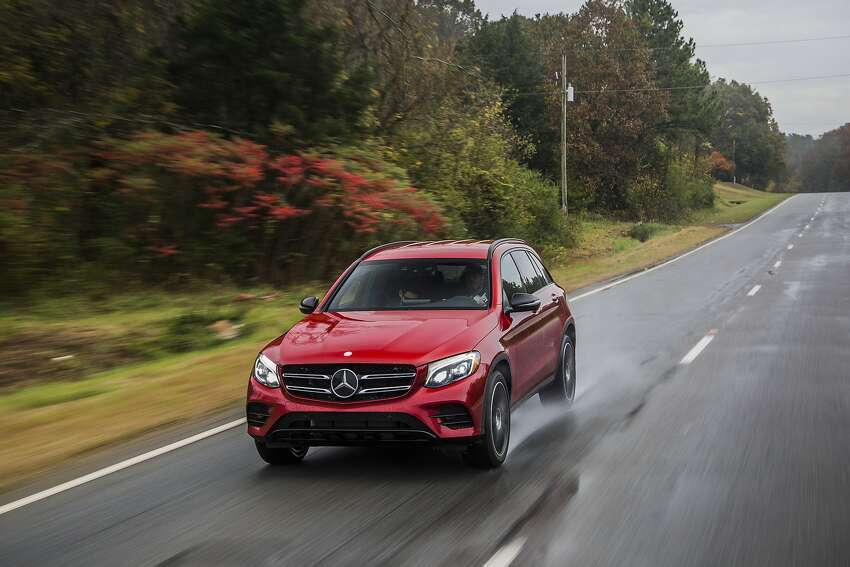 8. Mercedes-Benz GLC Avg. days on lot: 25.9 | 2016 sales: 47,872 | 2015-2016 sales change: +71.6% | Starting at: $39,150Source: 24/7 Wall St.