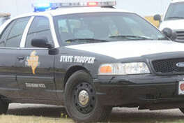 Texas DPS Trooper Car