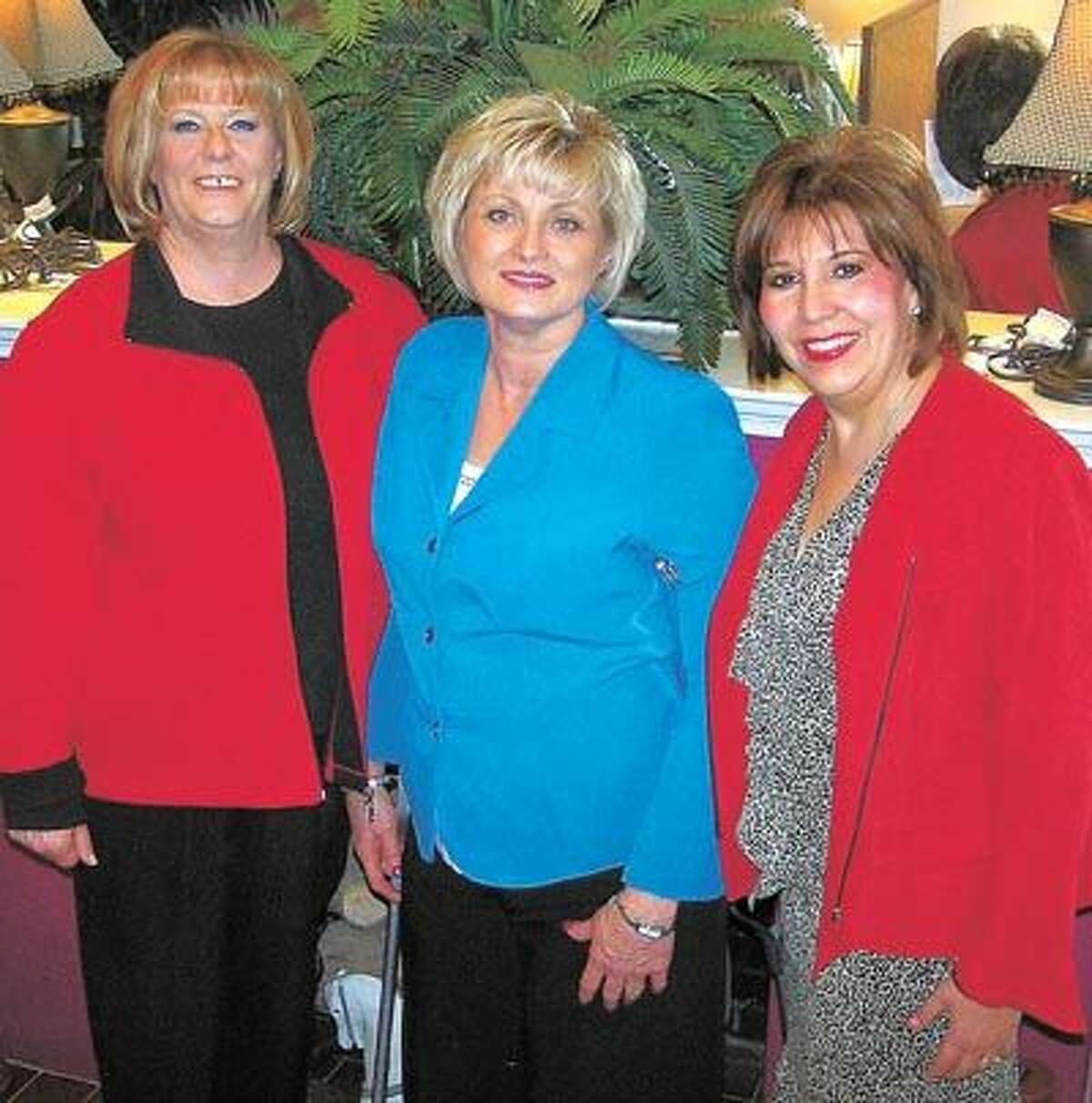 Debbie, Fran and Patricia invite you to call and see how Staffing Resources can help you meet the challenges of cutting staffing costs while still getting the work done. Call 684-0527.
