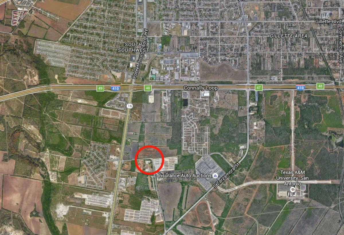 11100 Applewhite Road, San Antonio, TX.