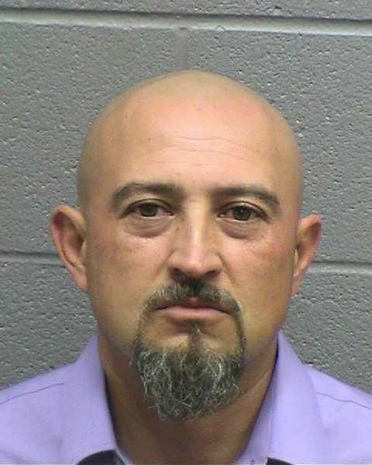 Edward Briceno, 43, was identified by police as a suspect during the initial investigation and was subsequently arrested on murder charges, according to the release.