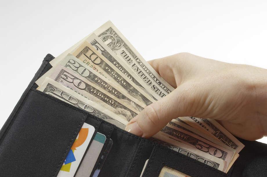 Wallet Full of Money Photo: Moodboard
