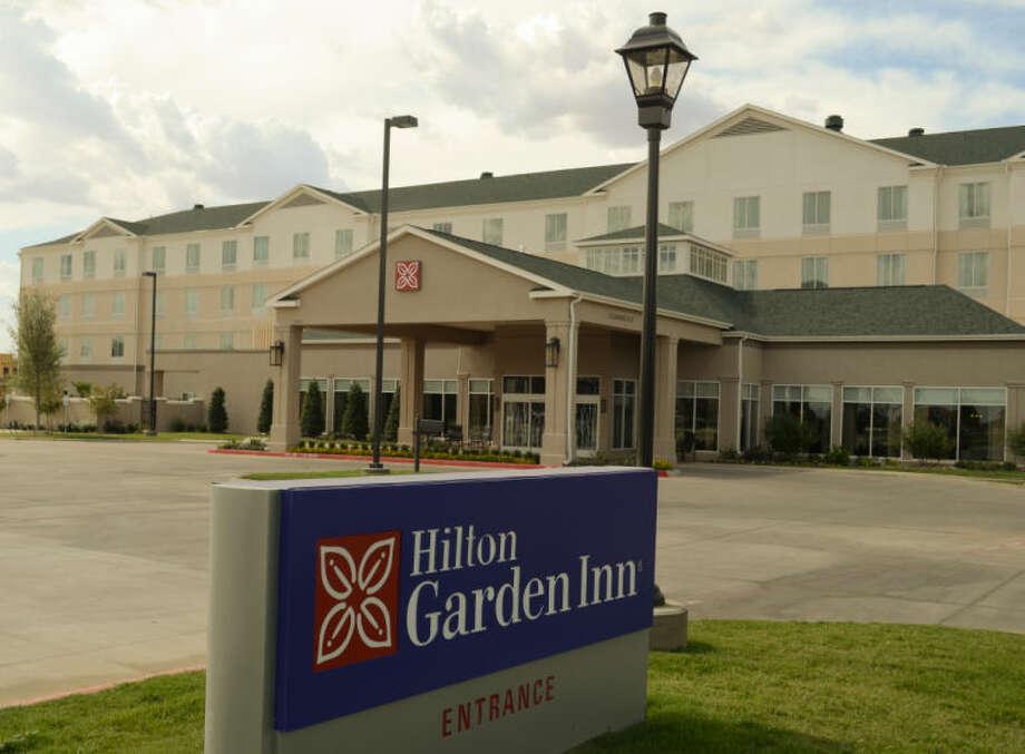 Hilton Garden Inn Tim Fischer\Reporter-Telegram Photo: Tim Fischer