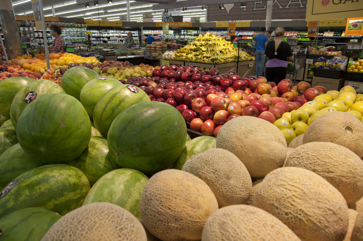 Market Street renovations are nearly complete Tuesday, 6-23-15, at the old Albertson's Grocery on Midkiff and Loop 250. Tim Fischer\Reporter-Telegram