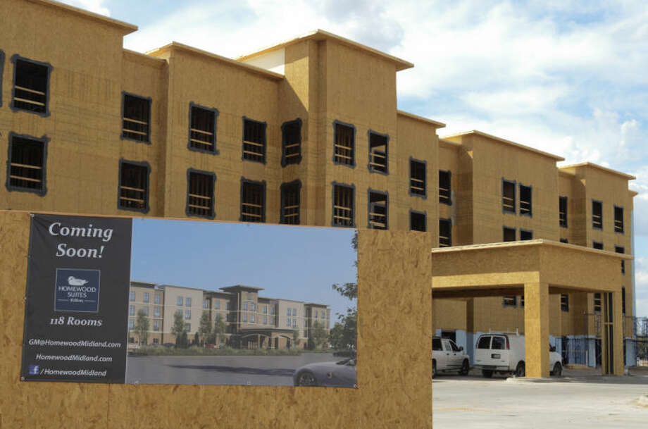 Coming soon Homewood Suites Hilton Tim Fischer\Reporter-Telegram Photo: Tim Fischer