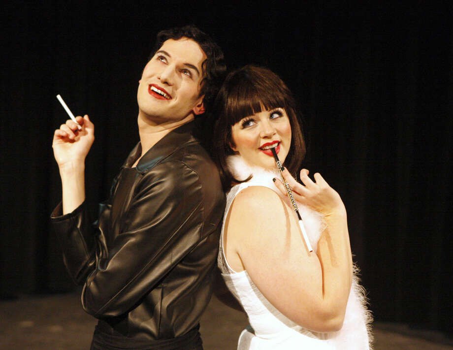 NRRRP rehearsal for the production of Cabaret photographed Wednesday, Jan. 7, 2015. James Durbin/Reporter-Telegram Photo: James Durbin