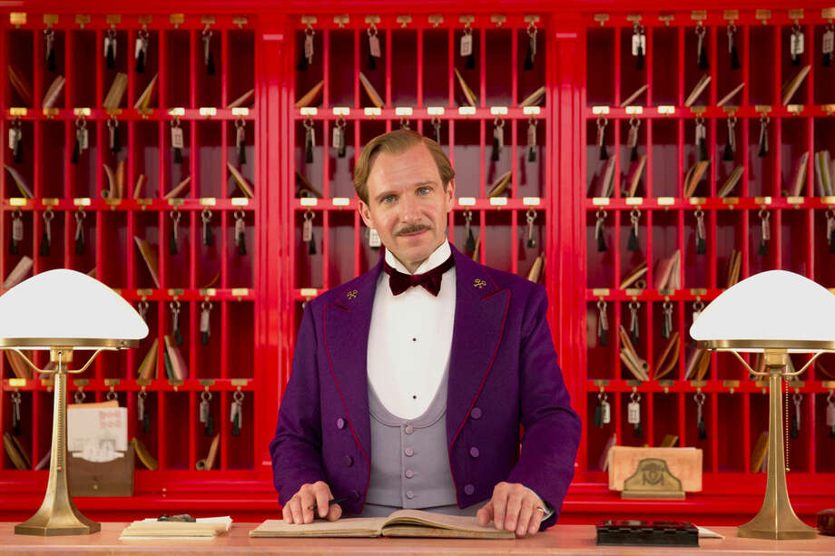 "Ralph Fiennes is racking up nominations for best actor in his work in ""The Grand Budapest Hotel."" Photo: Courtesy Art. Photo By Martin Scali"