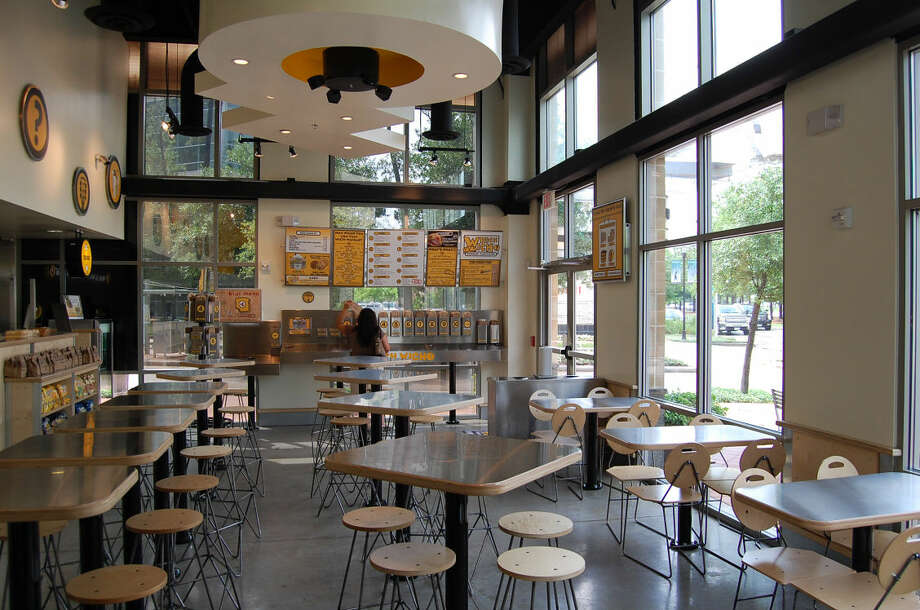 Which Wich, pictured above, signed the first lease in Wall Street Lofts' retail space.  Photo: Courtesy Photo