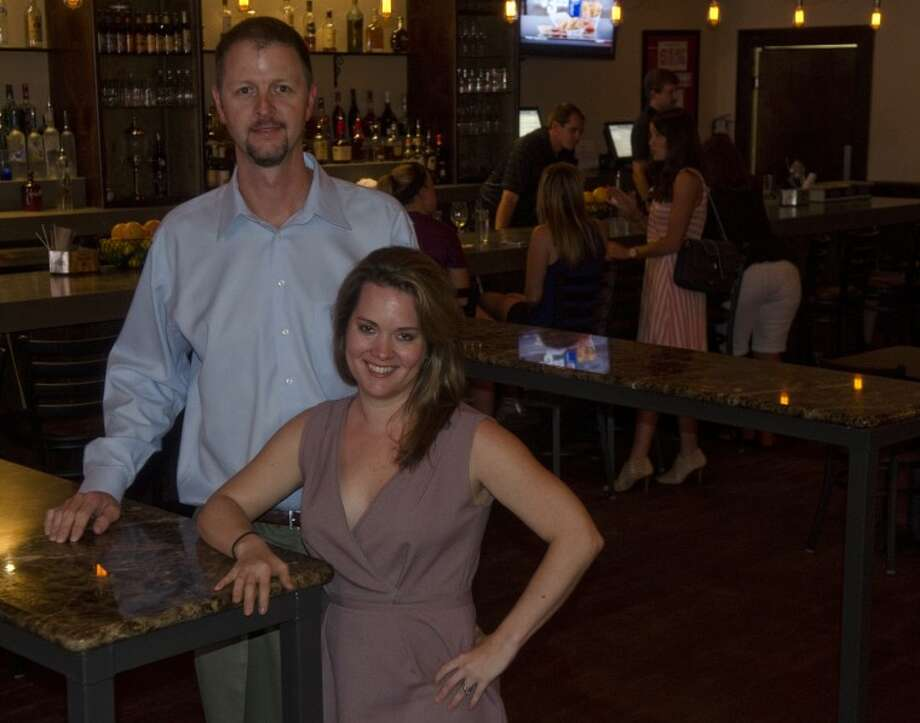 (File Photo) Cody Reeves and his wife Erica Mann Reeves, owners of The Blue Door. Photo by Tim Fischer\ Reporter-Telegram Photo: Tim Fischer
