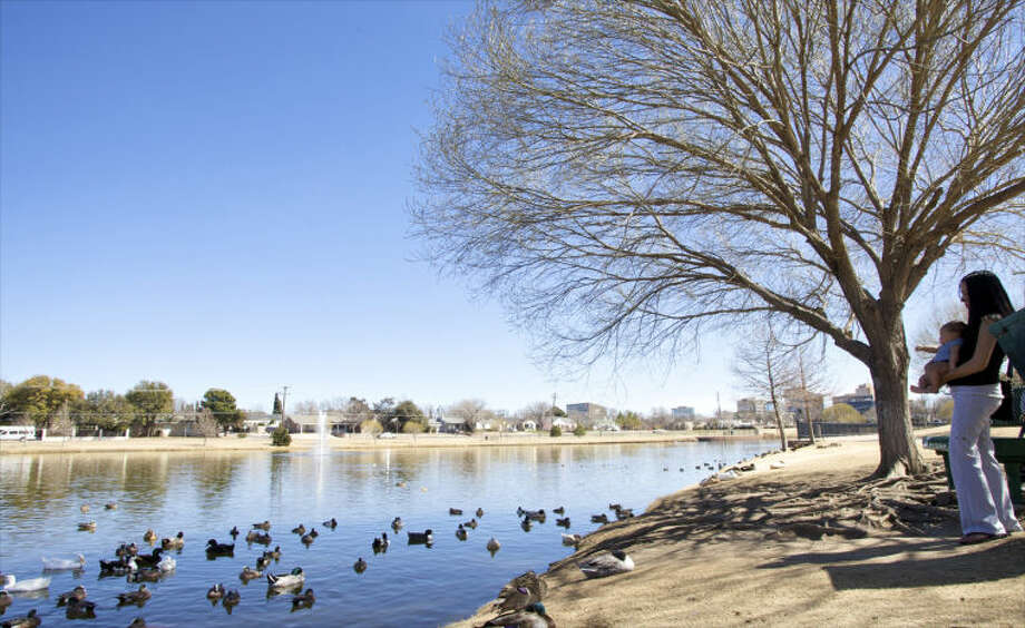 "Where:1001 N. ""A"" St.When: 6 a.m.-10 p.m.Why: Best known for its central feature — the duck pond — this park provides a serene atmosphere and a beautiful view of the Midland skyline. In addition to the scenic pond, the park also has picnic tables, barbecue pits and a pavilion. Photo: Gary Rhodes"
