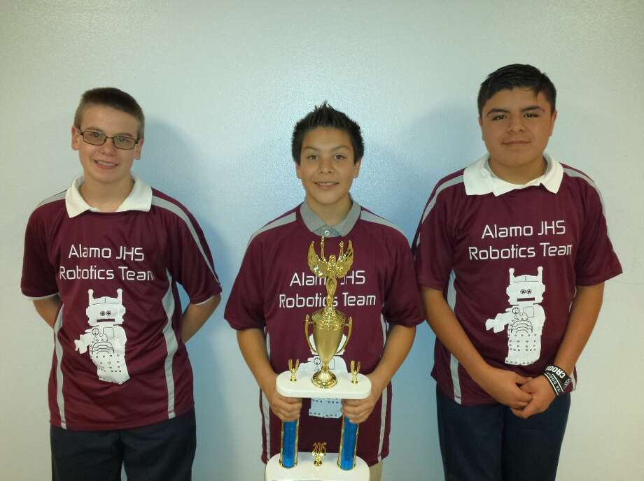 Till Defeated: Zechariah Nickel, from left, Luke Gonzales and Nathaniel Hernandez. Photo: Courtesy Photo