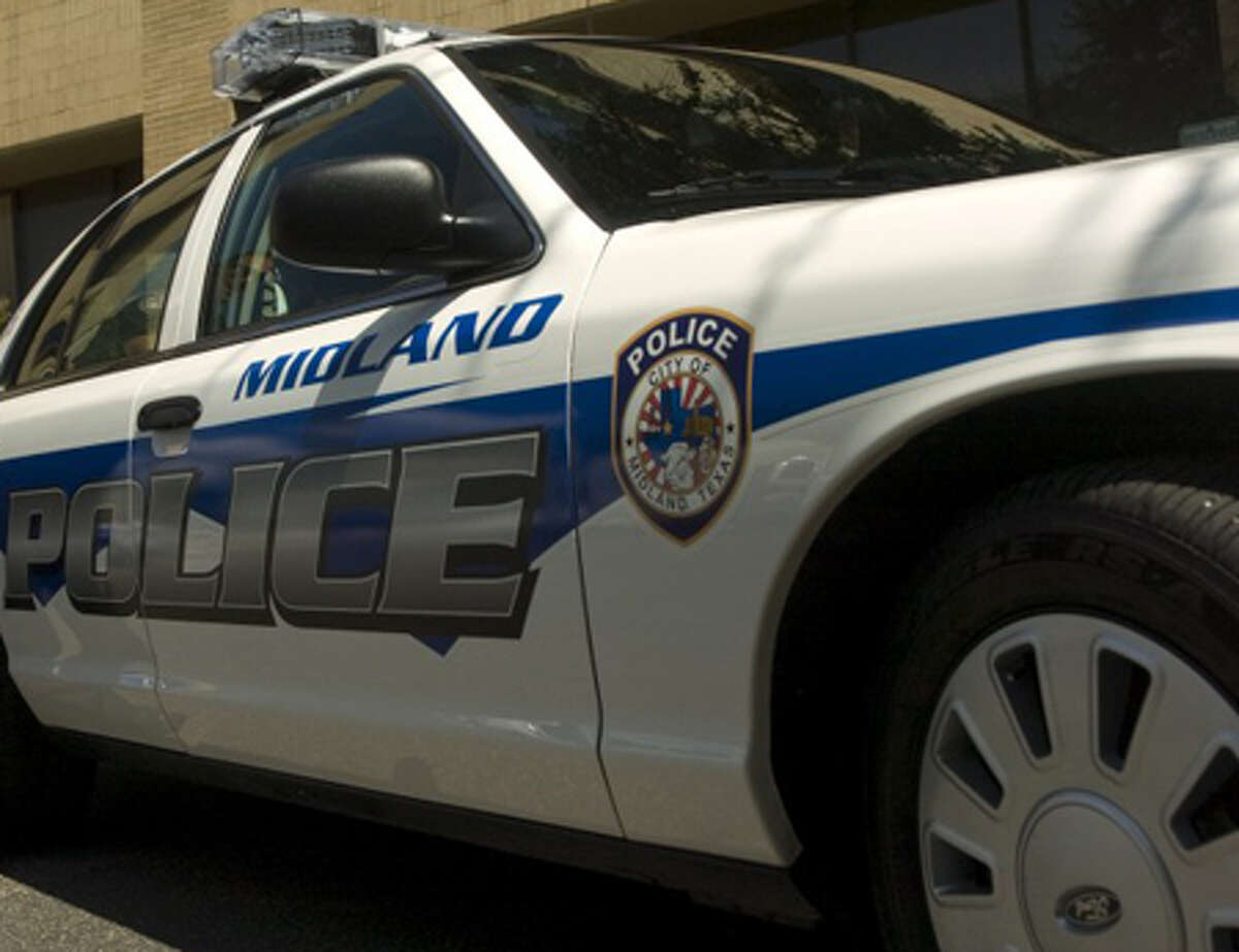 A Midland Police Department squad car is seen in this undated file photo.