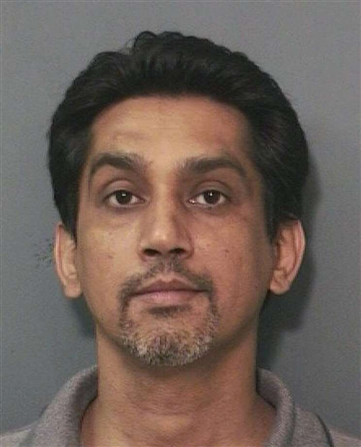 FILE - In this file photo provided Sept. 21, 2010, by the Harris County Sheriff is Mohammad Goher who is accused of shooting his three children to death in a custody dispute. On Jan. 15., 2014, Goher pleaded guilty to capital murder for the 2010 shootings. (AP Photo/Harris County Sheriff, File) Photo: HOPD / Harris County Sheriff