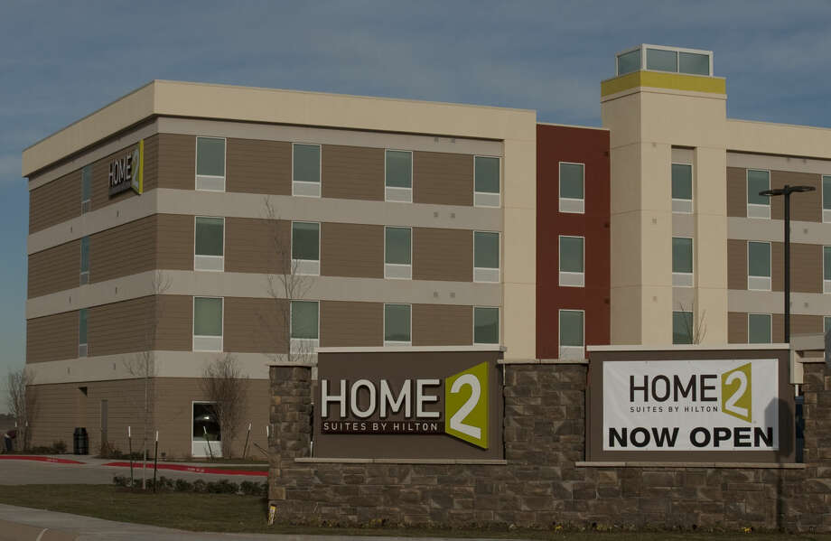 The new Home 2 Suites by Hilton is open Tuesday,2-3-15, on Catalina Drive near the Scharbauer Sports Complex. Tim Fischer\Reporter-Telegram Photo: Tim Fischer
