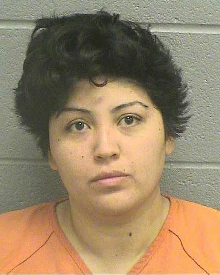 Samantha R. Lozano, 26, was arrested Jan. 14  for allegedly choking another woman, according to a police report.Lozano was held Jan, 15 for third-degree felony charge of assault of a family/house member impeding breath.Police officers were dispatched Monday in reference to a report of an assault.A woman said that she and Lozano had been sitting in a vehicle in the parking lot of a Garfield Street Stripes convenience store when Lozano grabbed  her neck and squeezed so hard that she was unable to breathe, according to the arrest affidavit. The woman had a dark, purple bruise on the center of her neck as well as several red scratch marks on the side of her neck, according to the affidavit.