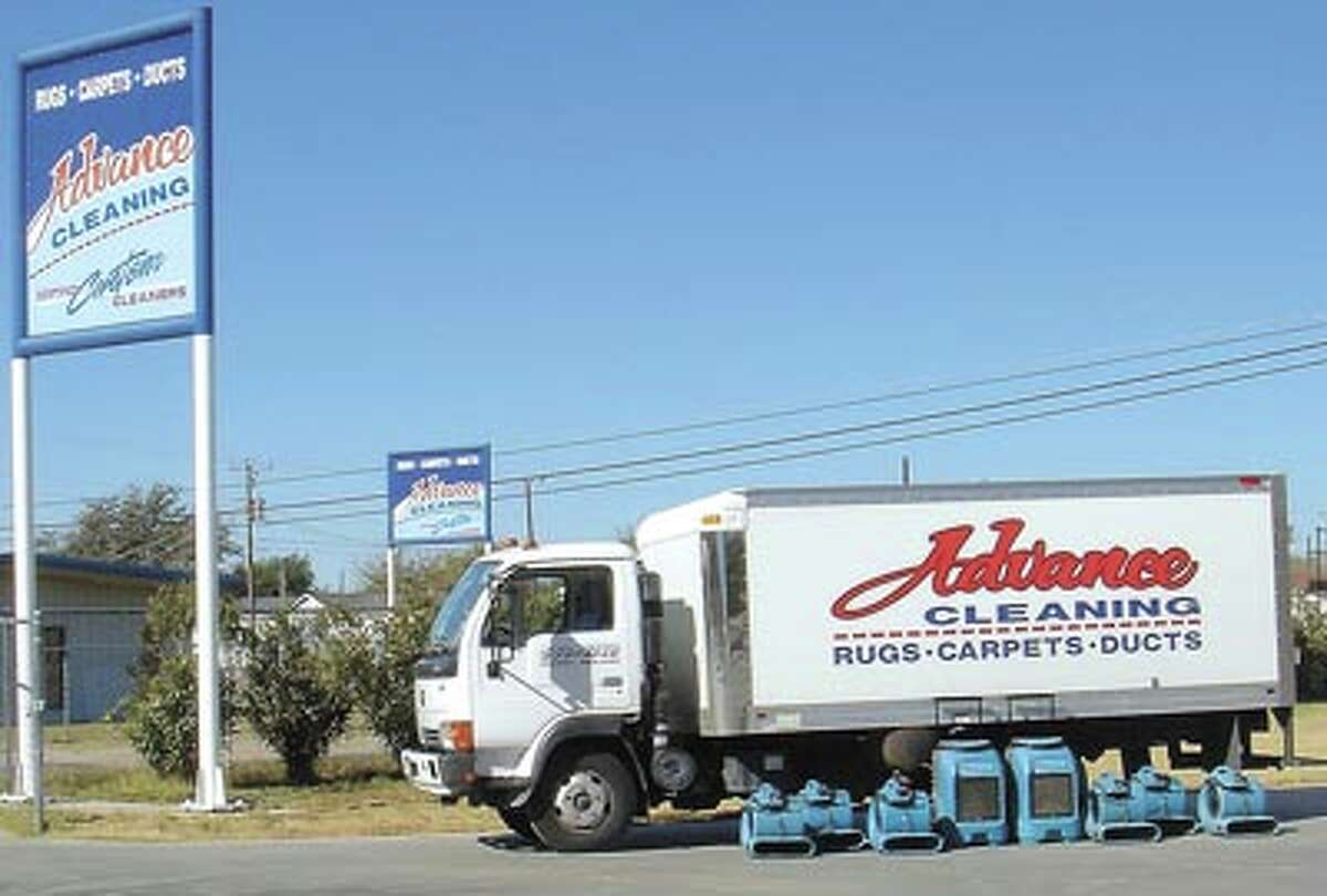 When you see the Advance Cleaning truck coming, you know dirt is just leaving. Call Advance now to get carpet, rugs and upholstery cleaned before guests arrive. The phone number is 550-8325.