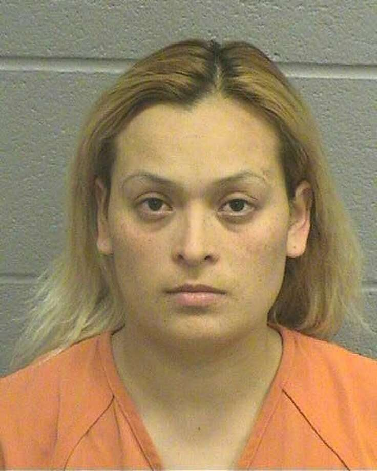 Reyna Villa-Meraz, 27,was arrested Jan. 24 after stabbing a man in the leg, according to court documents.Villa-Merazwas held Jan. 24 for a second-degree felony charge of aggravated assault with a deadly weapon.Police were called to the 500 block of Dallas Street and saw a man who said Villa-Meraz stabbed him with a knife, according to the arrest affidavit.