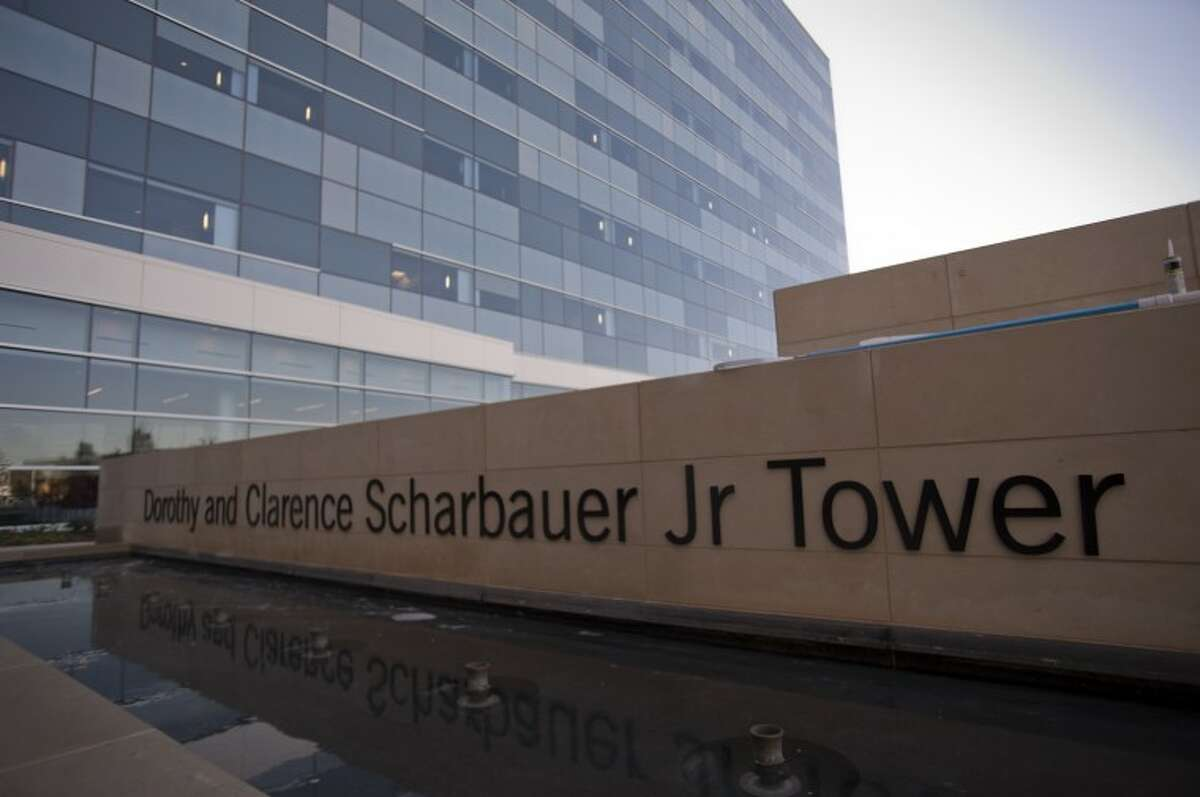 The new patient tower at Midland Memorial Hospital will open to the public this Sunday, Dec. 2. and house new patients starting December 19th. Tim Fischer\Reporter-Telegram