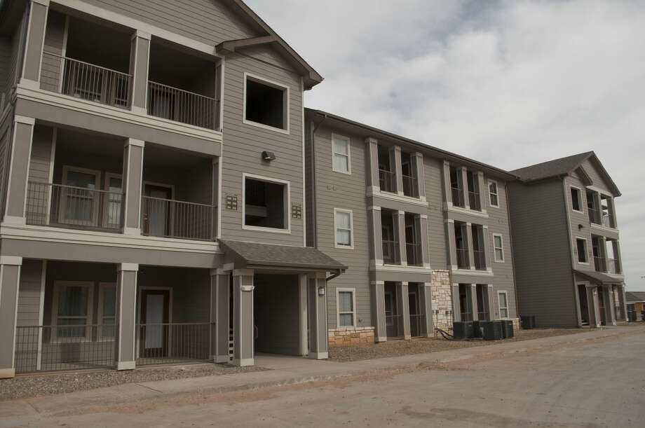 2-3-15 Azure Apartments located off S. Lamesa near I-20. Tim Fischer\Reporter-Telegram Photo: Tim Fischer