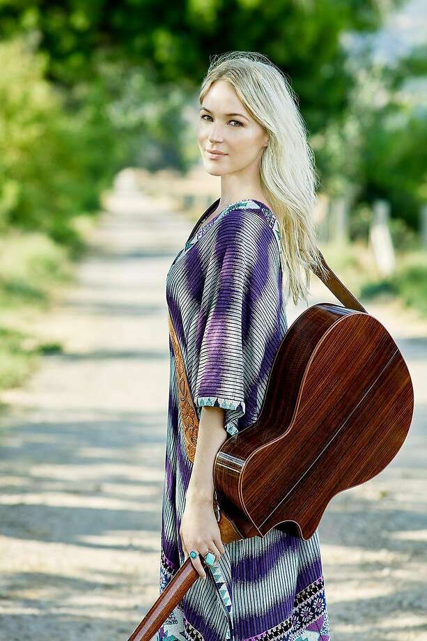 Jewel performs Friday, May 13, as part of the Mountain Winery concert series in Saratoga. Photo: Matthew Rolston