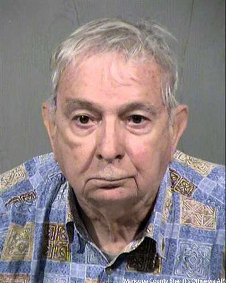 This undated photo provided by the Maricopa County Sheriff's Office shows John Feit. The former priest has been arrested Tuesday, Feb. 9, 2016, in Arizona in the 1960 slaying of a 25-year-old Texas schoolteacher and beauty queen, Irene Garza. (Maricopa County Sheriff's Office via AP) Photo: HOGP