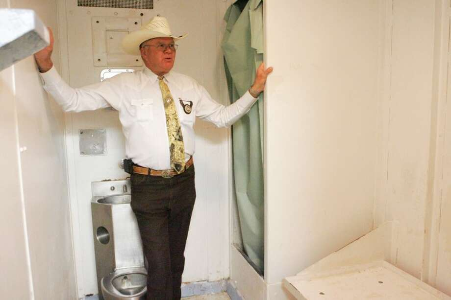 (File Photo) Sheriff Gary Painter Photo: Cindeka Nealy