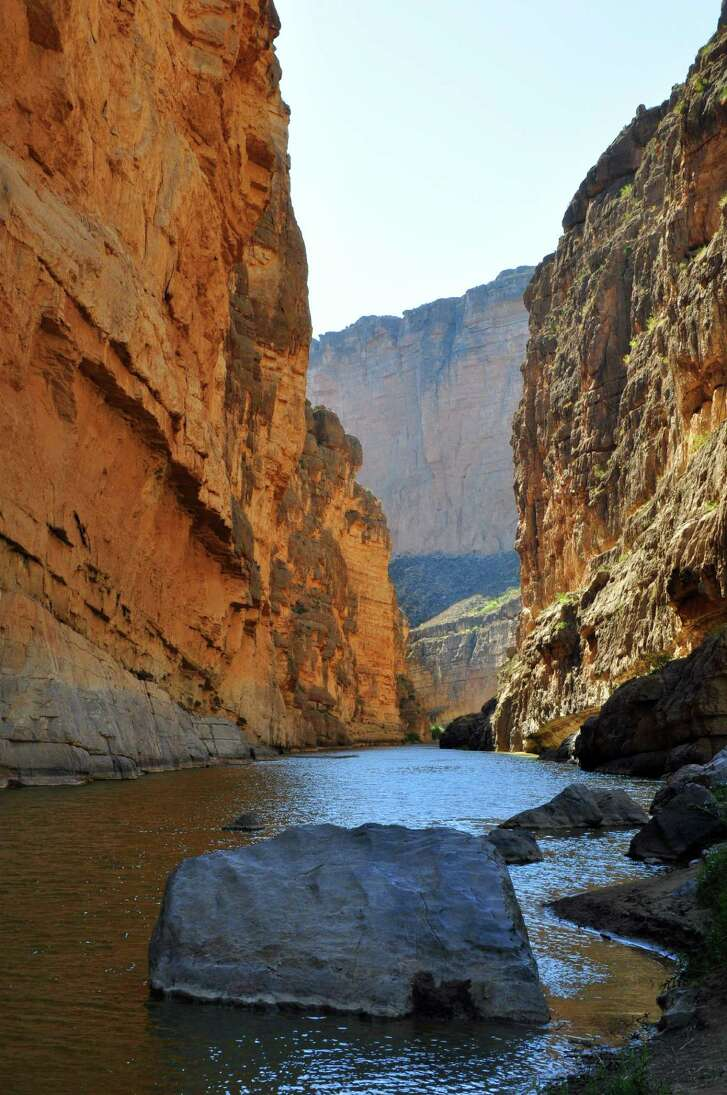 Santa Elena Canyon is one of Big Bend National Park's iconic features.